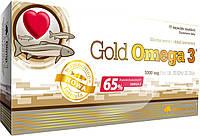 Рыбий жир  Gold Omega-3 65% Olimp Labs (60 капс.)