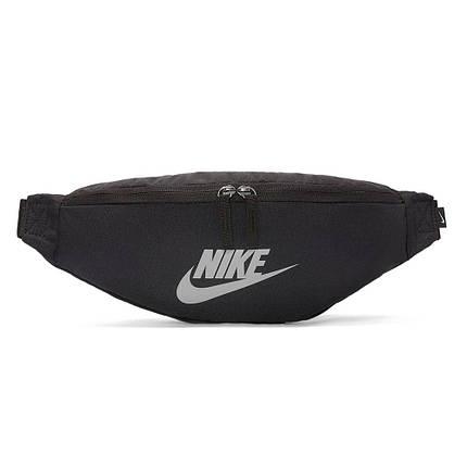 Сумка на пояс Nike Sportswear Heritage BA5750-020 Черный, фото 2