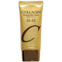 Увлажняющий BB крем с коллагеном Enough Collagen Moisture BB Cream SPF47/PA+++