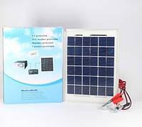 Солнечная панель  Solar board  5W 9V