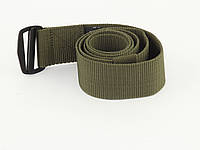 Тактический брючный ремень 45 мм Mil-tec олива, фото 1