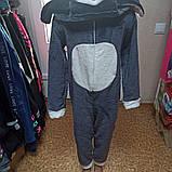 Пижама- кигуруми для детей теплая и красивая., фото 3