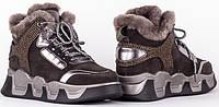 Ботинки зимние Allshoes лимитированная серия