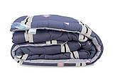 Одеяло Шерстяное, облегченное Leleka-Textile 140х205 С53_54 Осень-Зима Полуторное, фото 2
