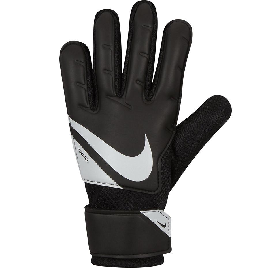 Перчатки вратарские детские Nike Goalkeeper Match Junior CQ7795-010 Черный
