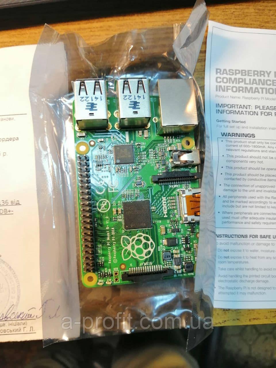 Raspberry Pi Model B+.512MB