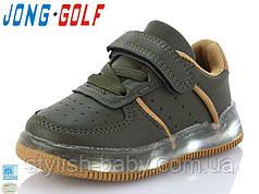 Дитяче взуття оптом. Дитяча спортивна взуття 2021 бренду Jong Golf для хлопчиків (рр. з 21 по 26)