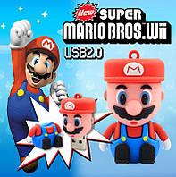 Флешка Марио водопроводник 8 гб