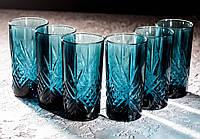 "Набор стаканов ""Зальцбург Лондон топаз"" 380 мл, 6 шт, luminarc."