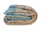 Ковдра Аляска шерсть, Бавовна Leleka-Textile 200х220 Р238 Зима, фото 2