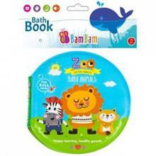 Книжечка для купания малыша BamBam  Zoo Польша
