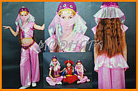 Карнавальный костюм Арабская красавица розовый