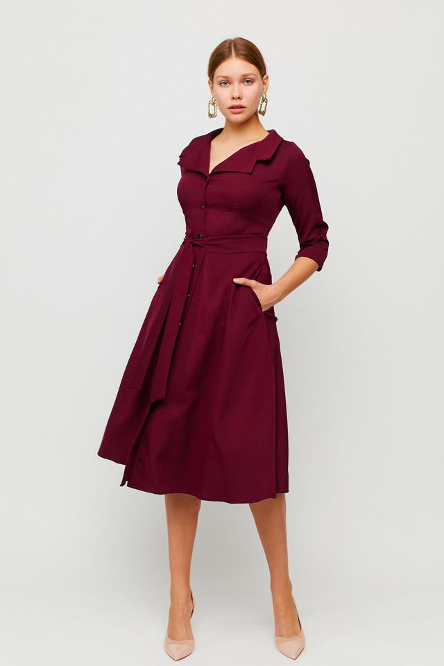 Вишукане класичне плаття Delisa