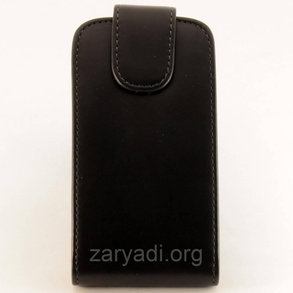 premium selection 0cc00 a8cb9 Чехол-книжка для Nokia E5-00, Chic Case, Черный /flip case/флип кейс /нокиа  - Bigl.ua