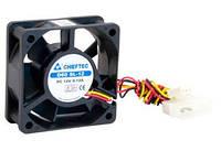 Корпусный вентилятор CHIEFTEC Thermal Killer AF-0625S,60мм,2200 об/мин,3pin/Molex,23dBa, AF-0625S