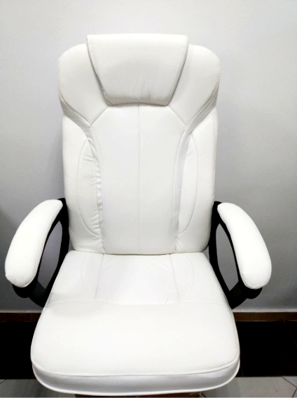 """Кресло Офисное Компьютерное Sofotel EG-222 Белое """"Кресло руководителя"""""""