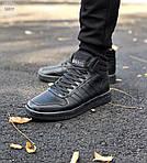 Чоловічі кросівки Adidas Black (чорні) 560TP, фото 6