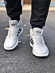 Чоловічі кросівки Adidas Gray (сірі) 559TP, фото 2