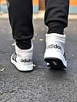 Чоловічі кросівки Adidas Gray (сірі) 559TP, фото 4