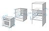 Духовой шкаф INTERLINE OES 360 MCS XA, фото 2