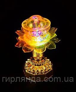 Кубок-світильник  КВІТКА 1863-16