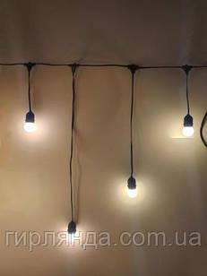 Белт-лайт штора 2м*0.8м (без лампочек)
