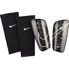Щитки футбольные Nike Mercurial Lite SP2120-013 Черный Размер XL