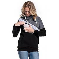 Свитшот для беременных и кормящих мам, фото 1