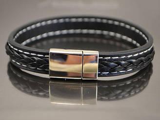 Браслет Steel Braid, нержавеющая сталь #0264-2