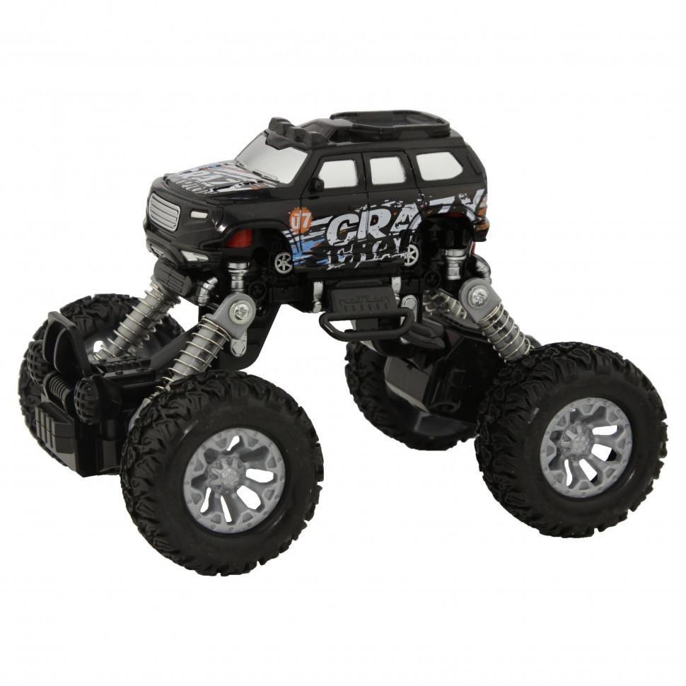 Игрушечная машинка Джип KLX500-429 Черный