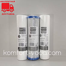 Комплект картриджей Platinum Wasser (для осмоса)