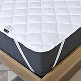 Наматрасник стеганый Comfort резинка по углам, фото 3