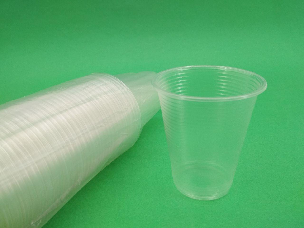 Стакан одноразовый 180 грамм  Аркапласт  100 штук