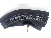 Камера 2.50 - 17 SUNSON (DAXIN) для мопеда / мотороллера / мотоцикла / скутера