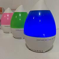 Увлажнитель воздуха + Портативная колонка с Bluetooth SPS Egg JT-315