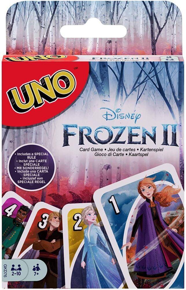 Гра Уно Холодное сердце UNO Frozen