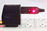Авто разъем №1 штекер с предохранителем и индикатором (AVv-0024-1), фото 3