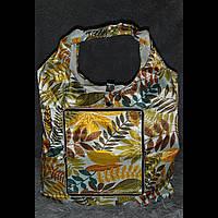 Женская хозяйственная непромокаемая сумка (складывающаяся; сумка-трансформер), фото 1