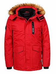 Куртка-парка мужская теплая\зимняя Glo-Story
