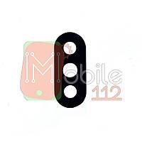 Стекло камеры Xiaomi Redmi Note 5, MEI7S, MEI7, M1803E7SG, M1803E7SH черное