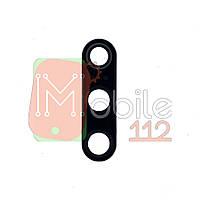 """Стекло камеры Xiaomi Mi 9 Mi9 6.39"""" черное"""