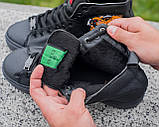 Мужские зимние ботинки Gucci, мужские кроссовки гуччи, чоловічі зимові черевики Gucci, чоловічі кросівки гуччі, фото 4