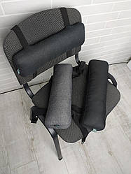 Ортопедическая спинка подушка EKKOSEAT для стула