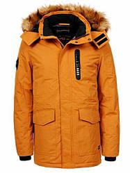 Куртка-парка мужская теплая\зимняя Glo-Story XL