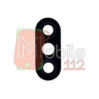 Стекло камеры Xiaomi Mi 8 Mi8, Mi 8 SE черное