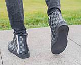 Мужские зимние кроссовки Louis Vuitton, ботинки луи виттон, зимові кросівки Louis Vuitton, черевики луі віттон, фото 5