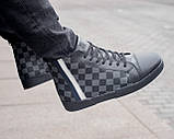 Мужские зимние кроссовки Louis Vuitton, ботинки луи виттон, зимові кросівки Louis Vuitton, черевики луі віттон, фото 2
