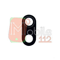 Стекло камеры Xiaomi Redmi 7A m1903c3eg черное