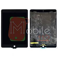 Экран (дисплей) Apple iPad Air 2 A1566 A1567 + тачскрин черный оригинал Китай