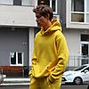 Худи мужское базовое желтое Крейг от бренда ТУР, фото 2